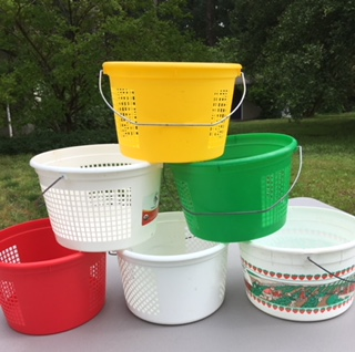 buckets photo